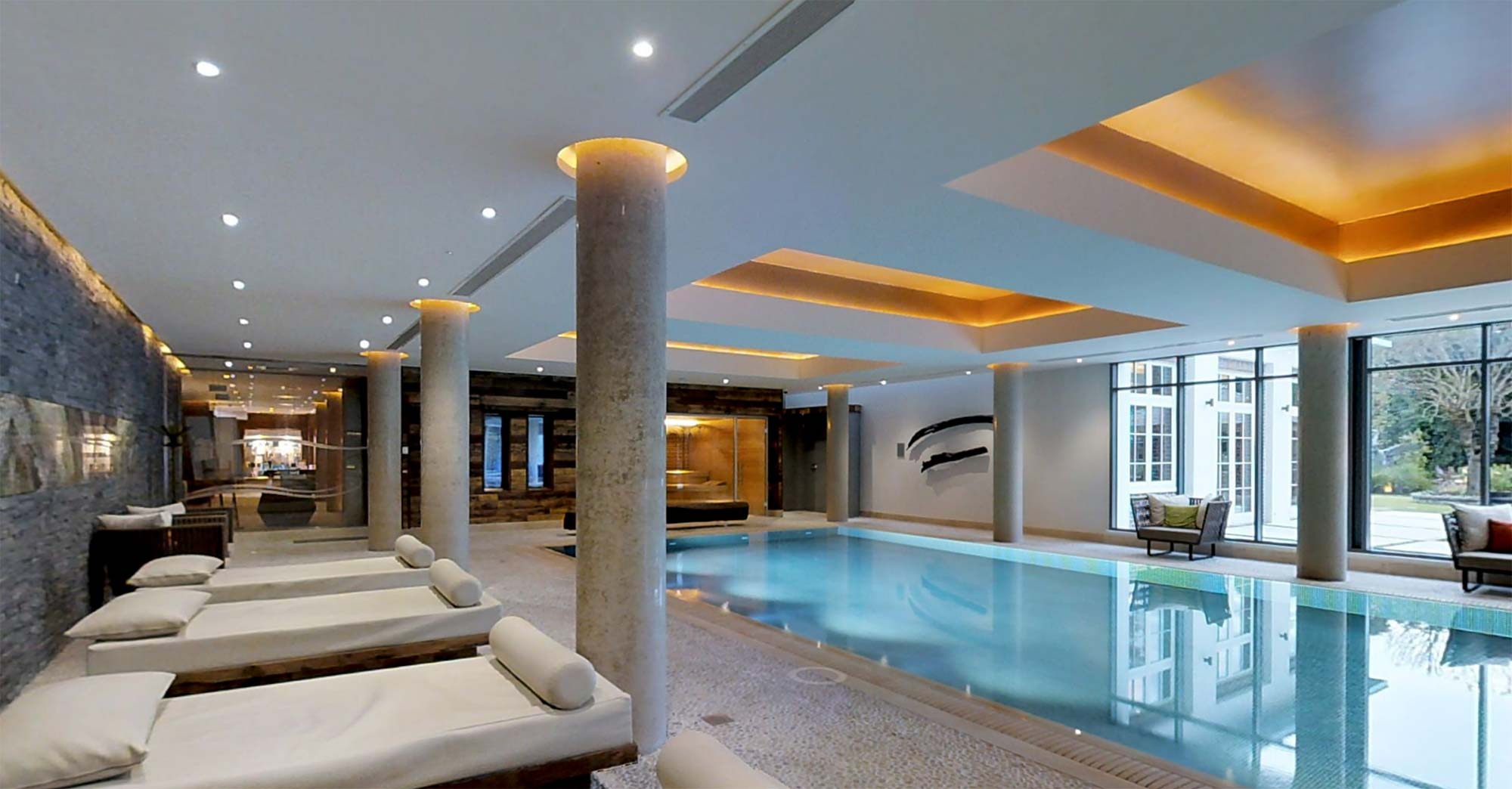 Visite virtuelle 3d Hôtel-Spa